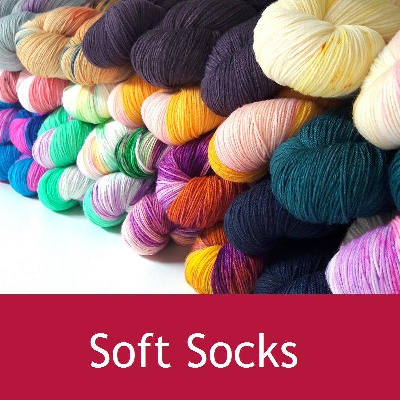 Soft Socks | Handarbeit, Garn und Socken