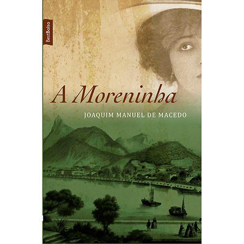 Livro A Moreninha Edicao De Bolso Livros Joaquim Manuel De