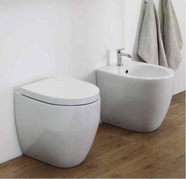 esedra bull toilette bidet und original wc deckel. Black Bedroom Furniture Sets. Home Design Ideas