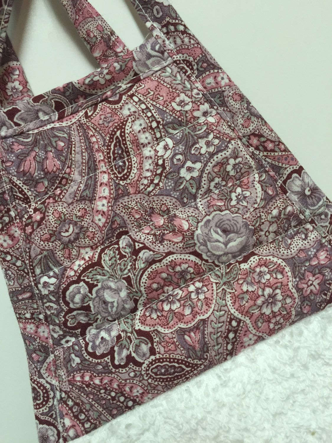 Paisley Kitchen Towel,Paisley Hand Towel,Flower Towel,Kitchen Decor,Hanging  Towel
