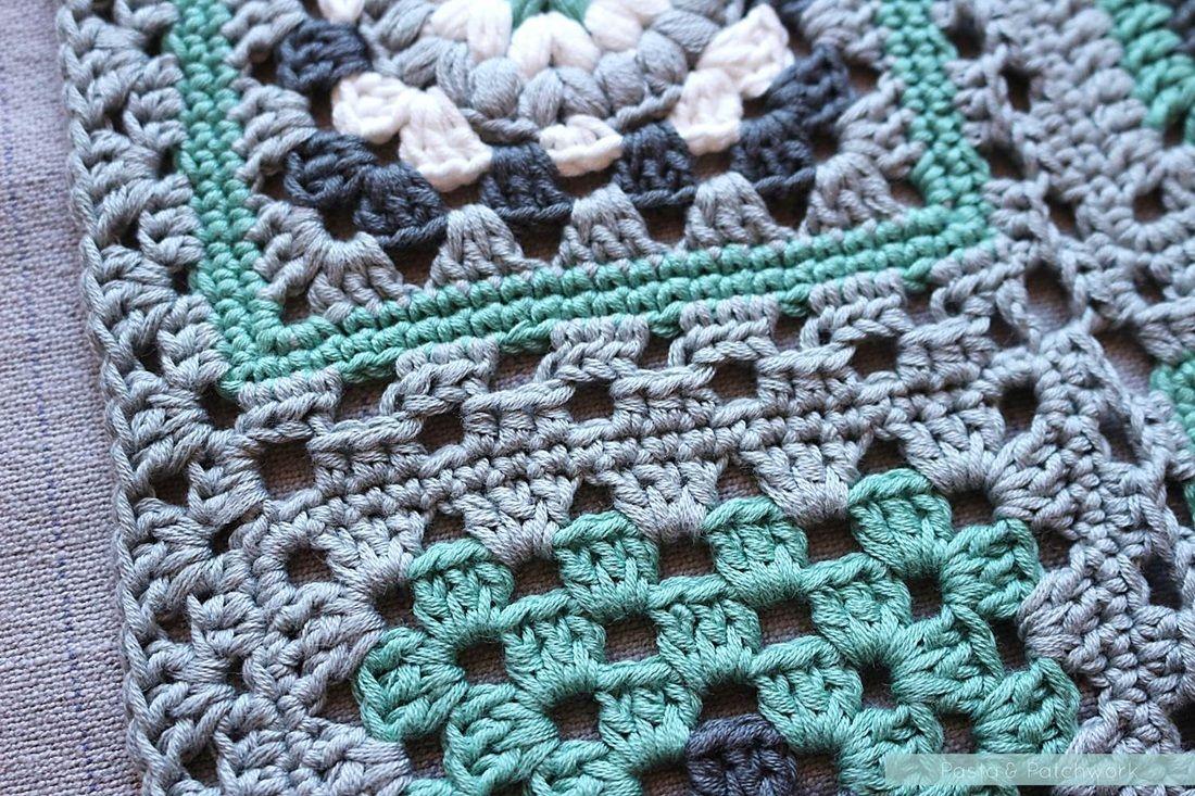 Crochet Granny Square joining method | favorite CROCHET patterns ...