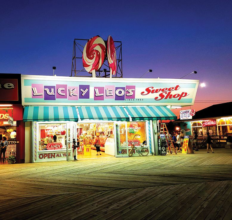 Lucky Leo's, Seaside Heights Icon, Remains on a Roll New
