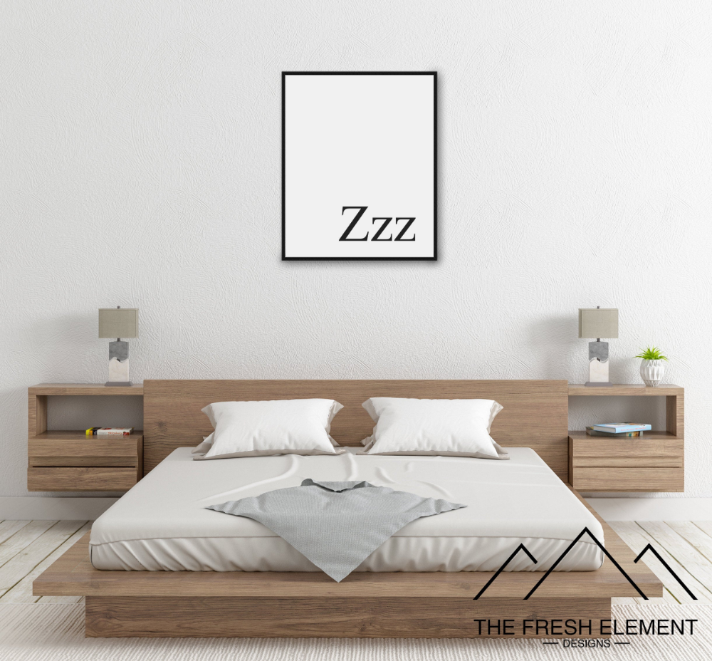 Bedroom Decor Bedroom Wall Art Printable Art Digital Download