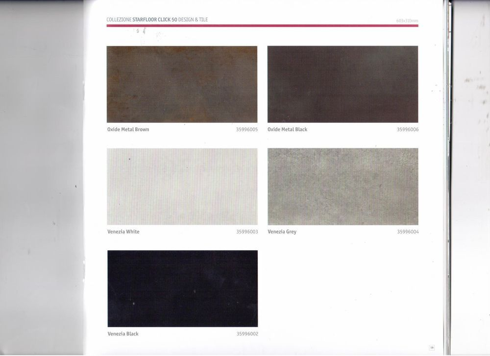 TARKETT STARFLOOR CLICK 50 DESIGN E TILES CM 30X60 idee di casa - broken design holzmobel