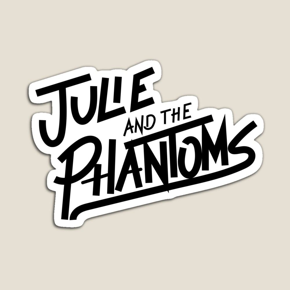 ' Julie and the phantoms' Magnet by sca09