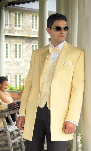Andrew Fezza Tuxedo   Andrew Fezza Maize Monaco Two Button Notch [P820] : Tuxedos and ...
