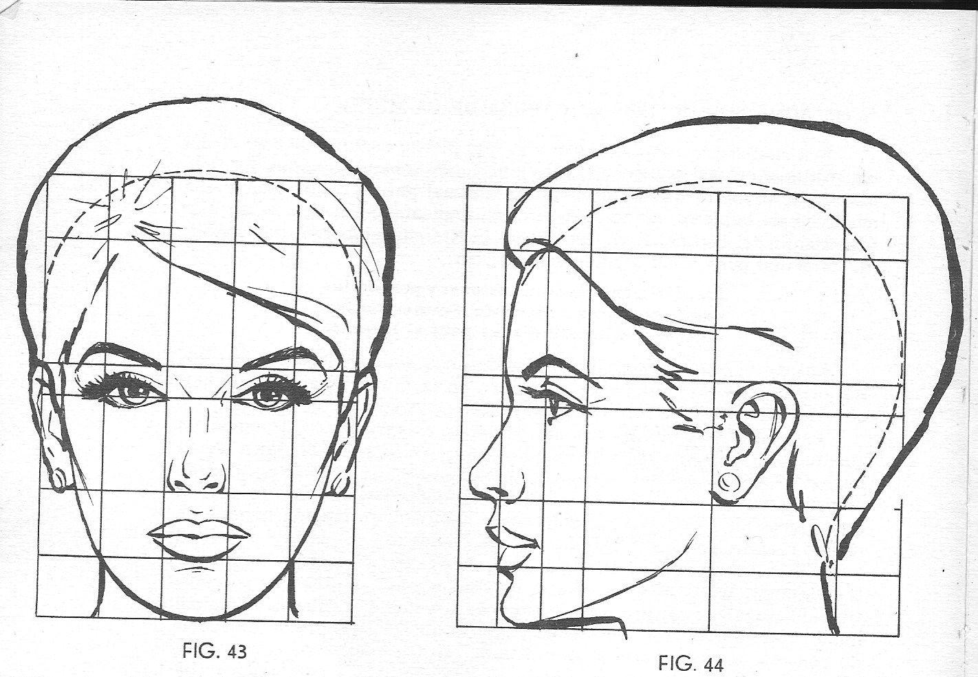 Como Dibujar Y Pintar Facil El Rostro De Una Mujer De: Pin De Diana Patricia En Dibujo