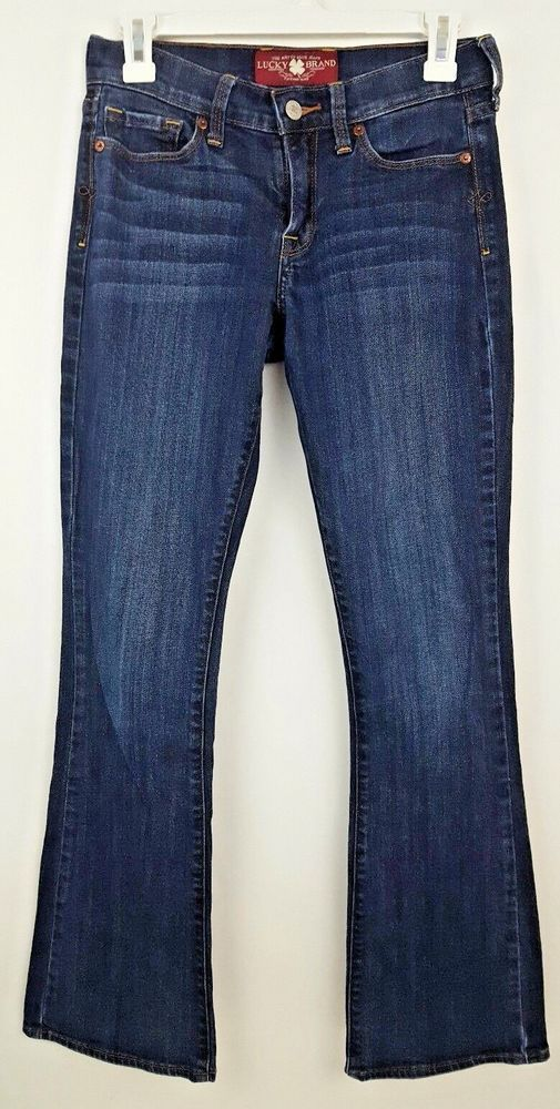 89856f964f4 Lucky Brand Sophia Boot Cut Jeans Sz 2 #LuckyBrand #BootCut | Things ...