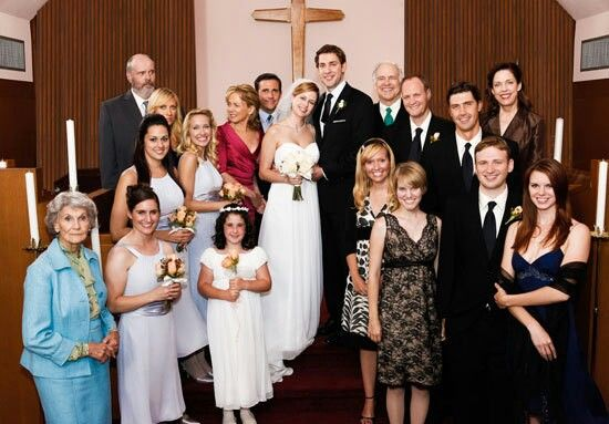 Jim Halpert And Pam Beesly Get HitchedWallpaper Background Photos Of Wedding For Fans The Office Images