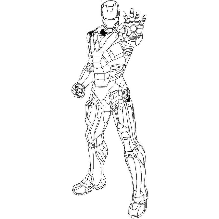 iron man coloring pages printablesjpg 894894 - Iron Man Coloring Pages Mark