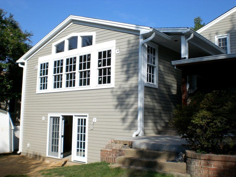 We Offer Several Different Lines Of Siding From Only The Brand Names We Trust Lp Smartside Siding And James Hardie Sidi Siding Options House Exterior Windows