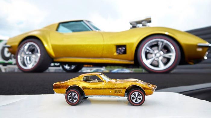 fast n 39 loud 39 s 1968 hot wheel corvette to be offered at barrett jackson screen savers. Black Bedroom Furniture Sets. Home Design Ideas