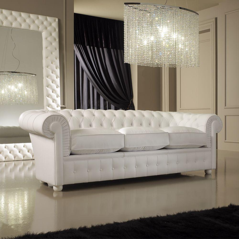 Luxury Italian Premium White Leather Sofa Juliettes Interiors In 2020 White Leather Sofas Luxury Leather Sofas White Leather Couch