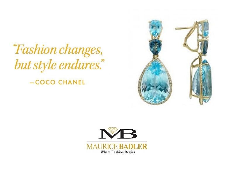 Maurice Badler Fine Jewelry, 485 Park Ave (bet. 58th-59th St) or online at www.badler.com or call us at 800-622-3537
