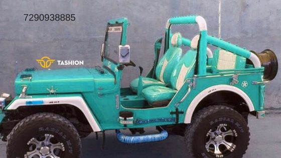 Http Tashion In Modified Jeep India Modified Jeep In India
