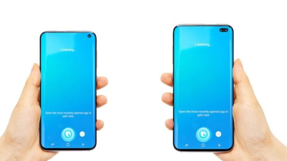Samsung Galaxy S10 New renders and screen protectors
