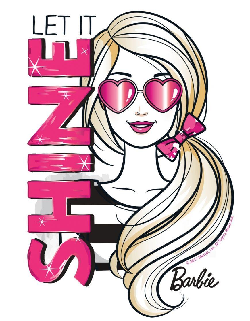 Let It Shine Barbie Barbie Painting Barbie Cartoon Barbie Images