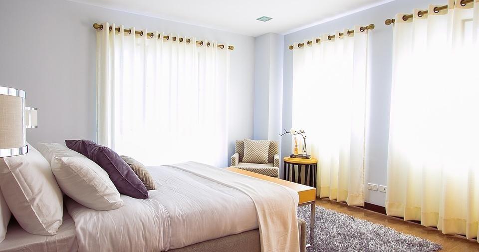 Trucos de decoración para colgar cortinas Decoración RED