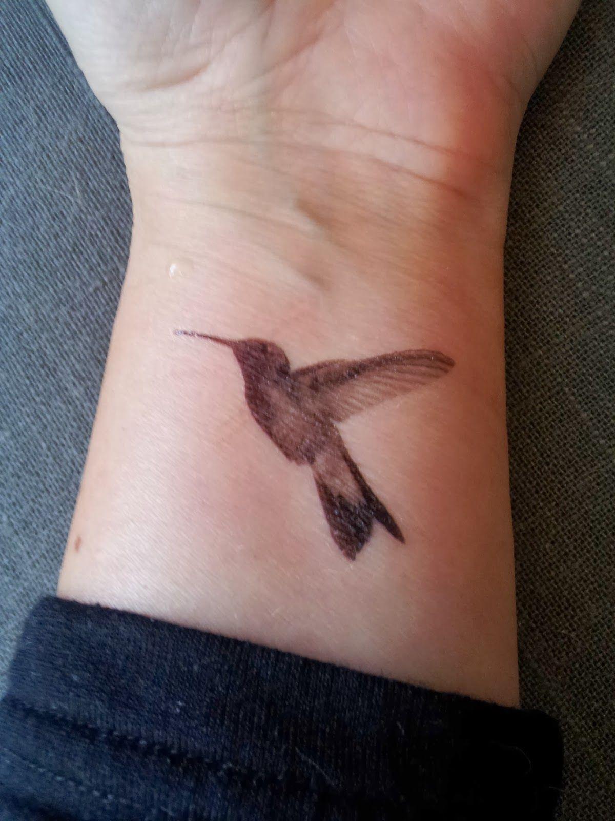 Pin by Tammy Burton on Tattoos Hummingbird tattoo