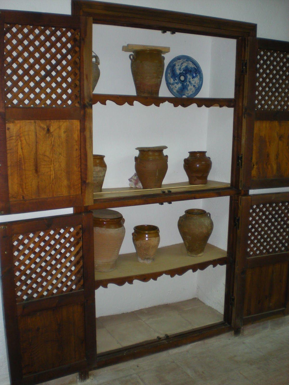 Alhacena Con Puertas Cocina Al Sur De Granada Pinterest  # Muebles Molina Granada