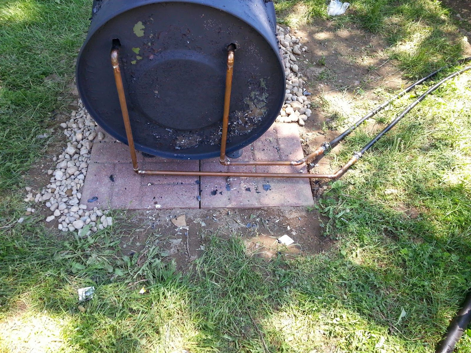 Homemade Pool Water Heater Wood Burning Pool Heater Heat Your Pool For Free