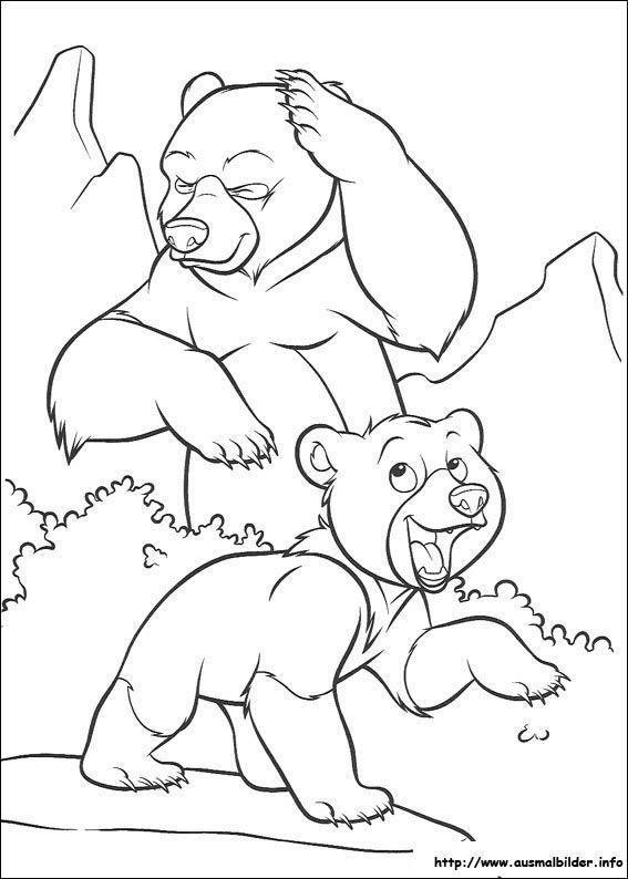 Bärenbrüder Ausmalbilder 05 Ausmalbilder Ausmalen Ausmalbilder