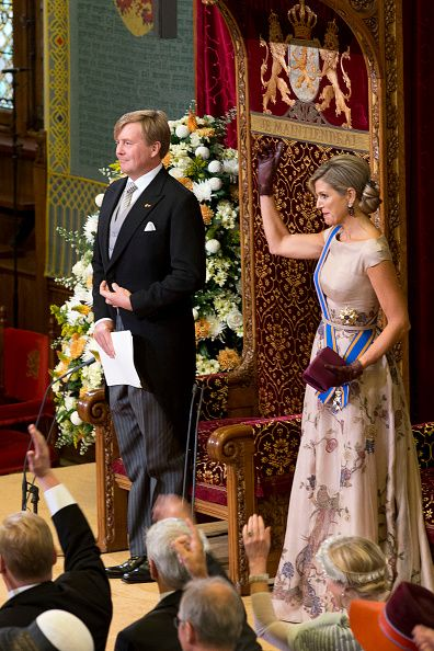 King Willem-Alexander of The Netherlands and Queen Máxima of The Netherlands…