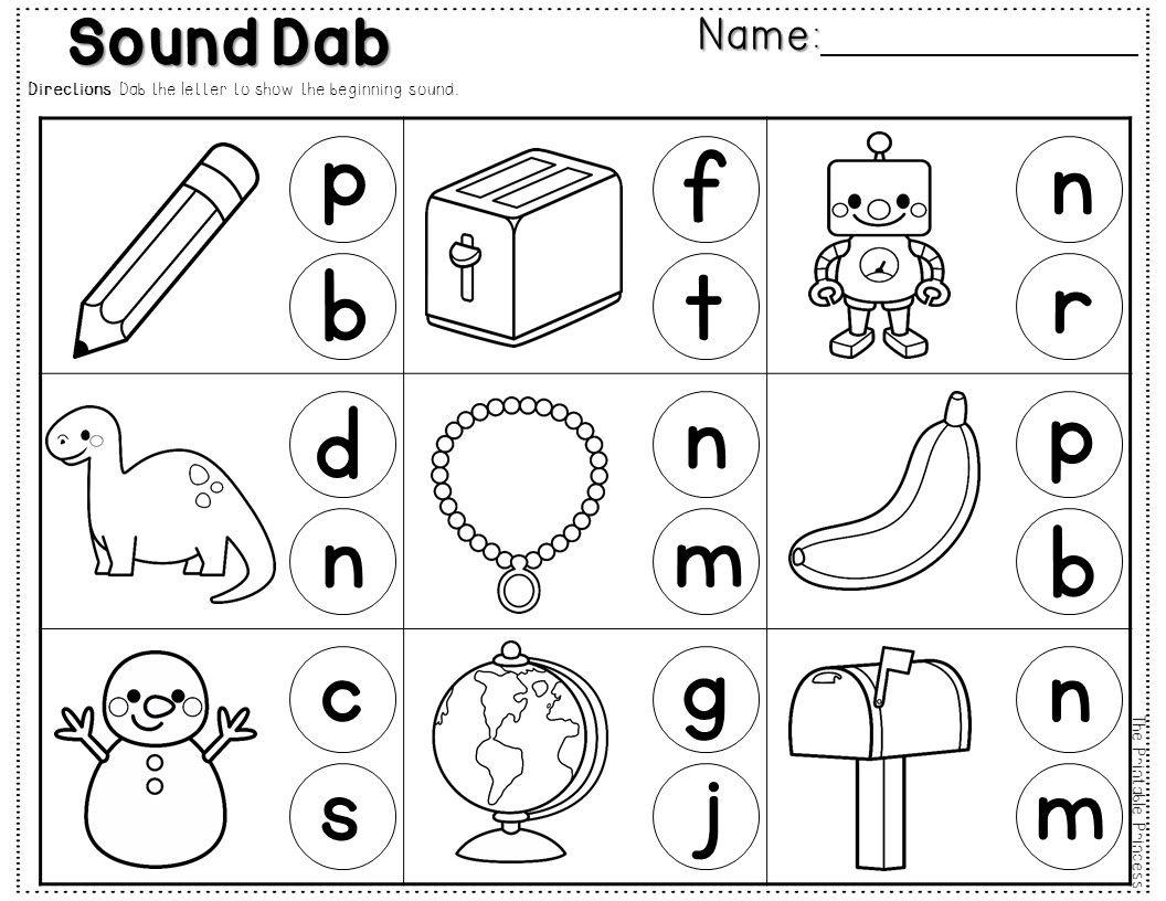 Back To School Activities Kindergarten Literacy Amp Math