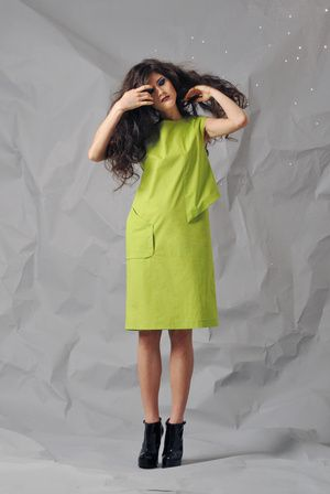 Shop Dress Galla by NOME PROPRIO now on nelou.com. Plus 5500 more designs.