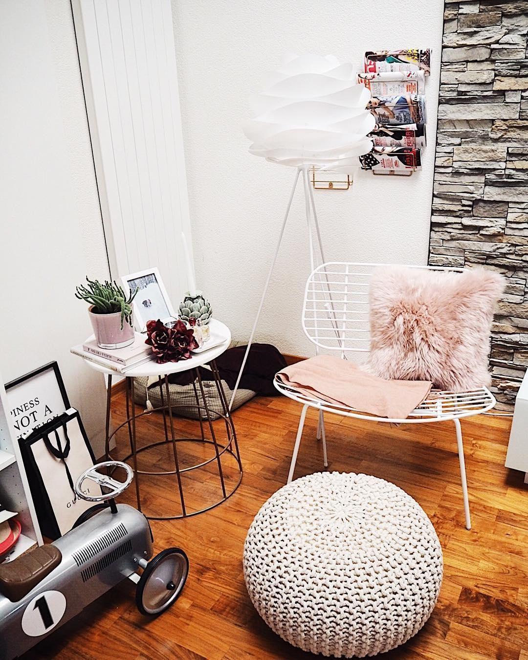 Design Trend Wire Der Weiße Sessel Chloé Im Draht Design Ist Das