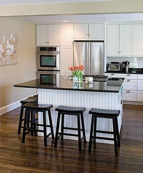 island kitchen table with gallery and 4 stool images  4 stool kitchen island 2017 and islands with stools pictures images  island kitchen table with gallery     kitchen island used as a dining table   house   pinterest   dining      rh   pinterest com