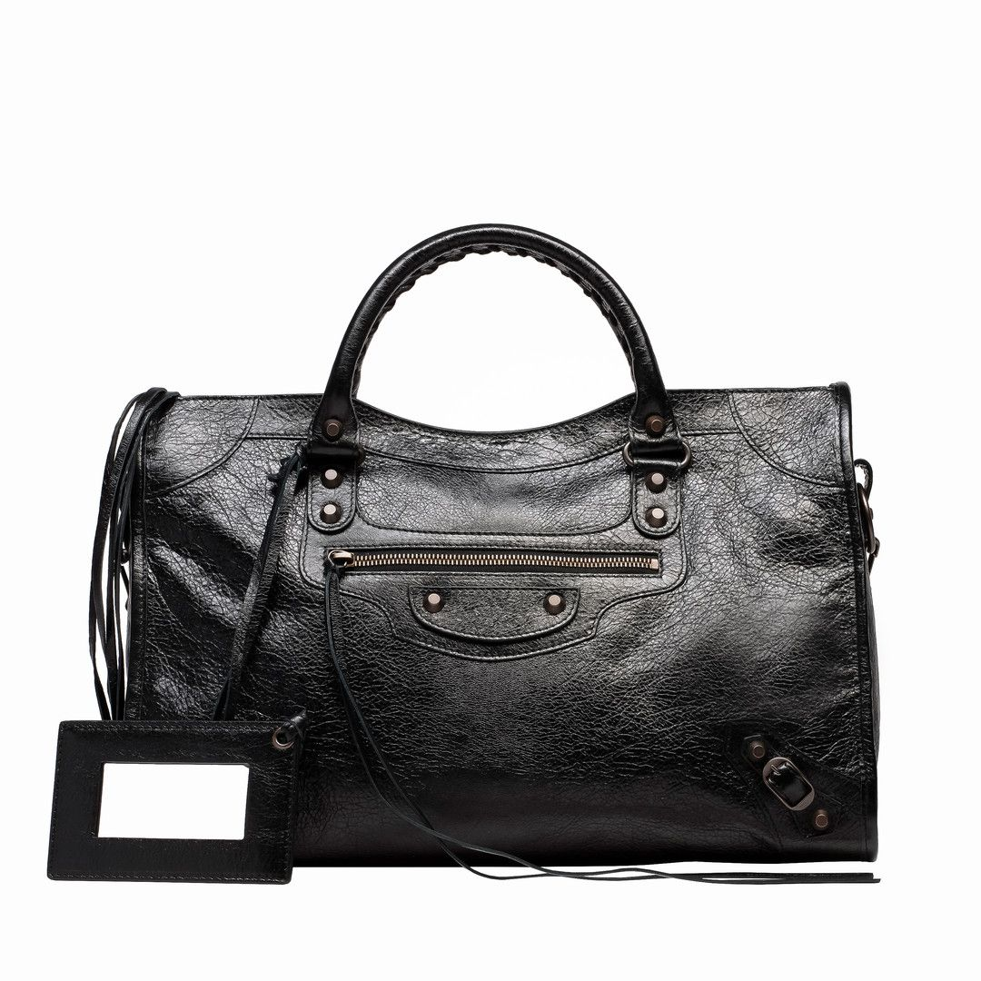 Balenciaga Top Handle Bag Women Black Discover The Latest Collection And Online On Official