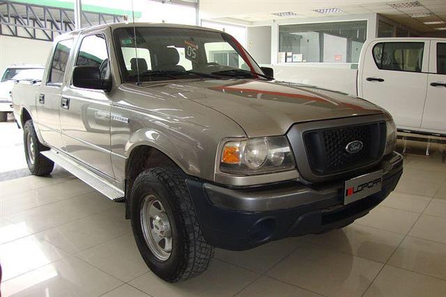 Ford Ranger XL 2.8 TDI D/Cab 4x2 Plus - 2005 - 100000 km | deautos.com