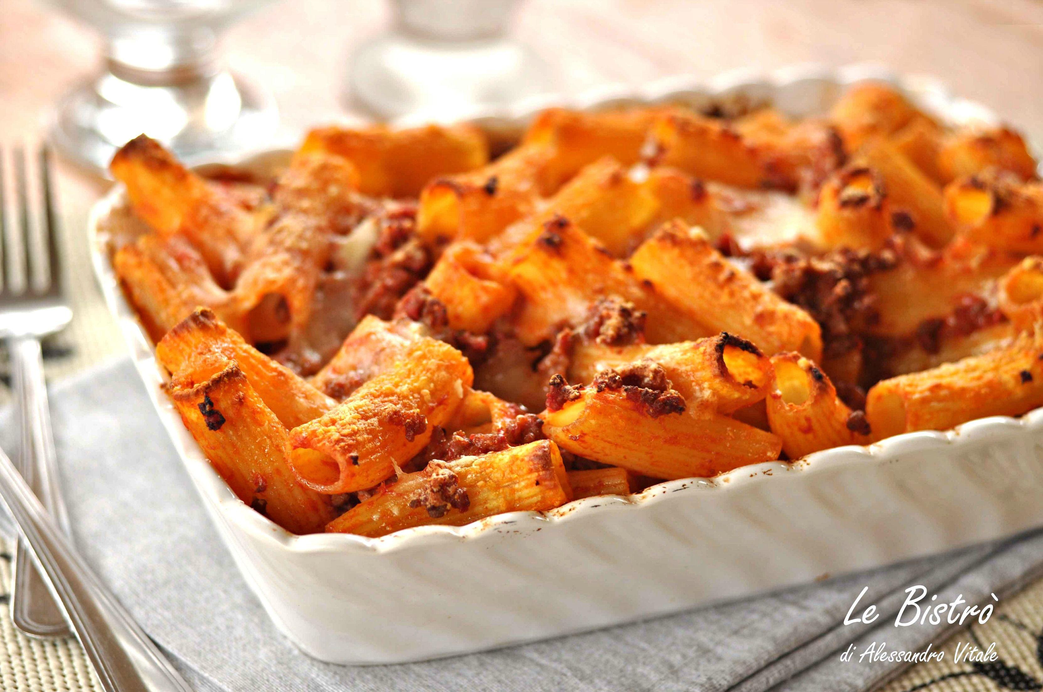 Pasta al forno | Cucina and Pasta