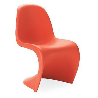 Anton Stacking Chair Verner Panton Switzerland 1960 This Is The First Single Form Plastic Chair And Is Still One Of The Most Satisfyin Panton Chair Chair Dining Chair Cushions