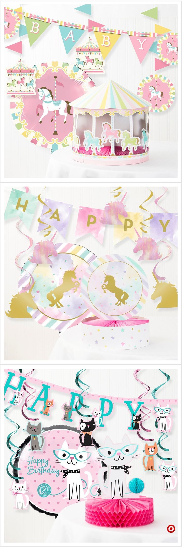 Shop Target for party decorating kit you will love at