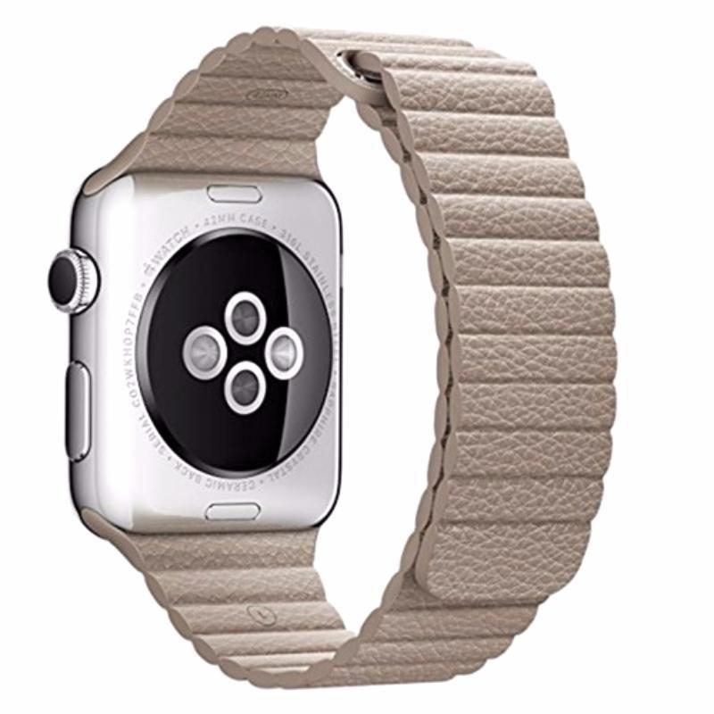 Leather Loop Apple Watch Strap Apple watch