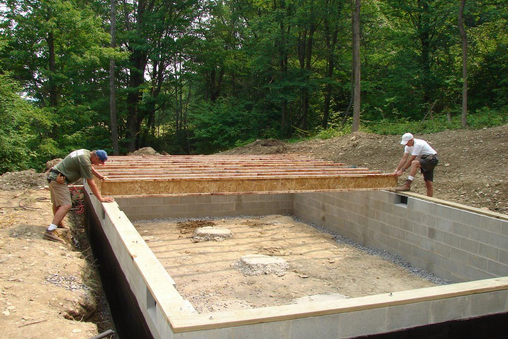 Best foundation for northeast house foundation building