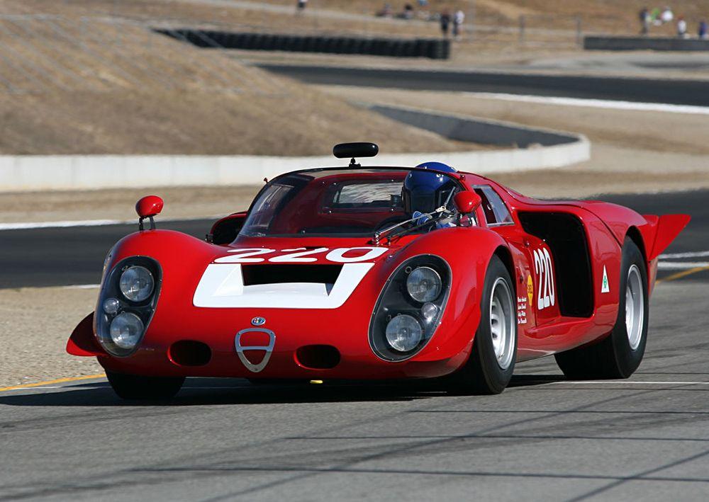 Pin on Alfa Romeo T33