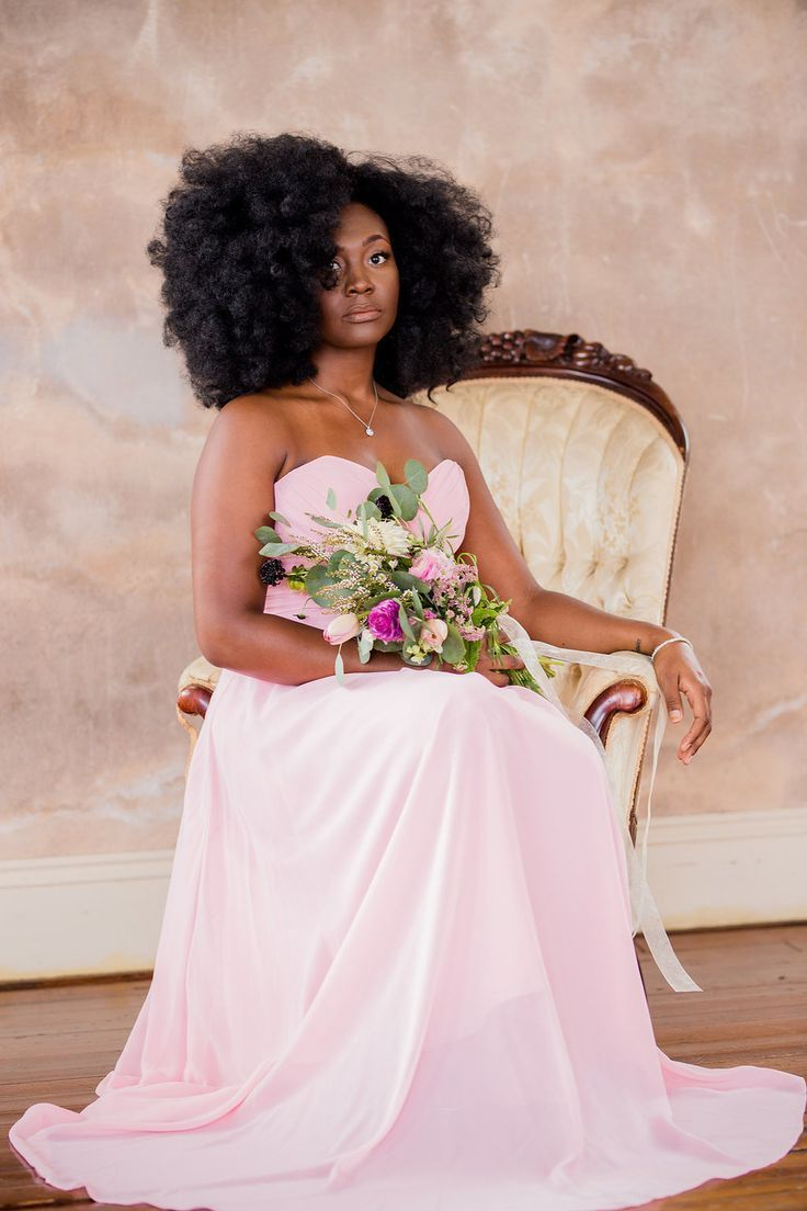 Black girl magic afro chic styled shoot in gainesville georgia