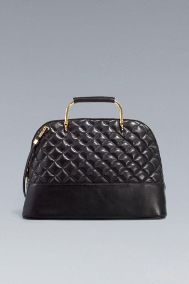 Zara Bag   Fashion   Pinterest   Zara bags, Bag and Fashion : zara quilted city bag - Adamdwight.com
