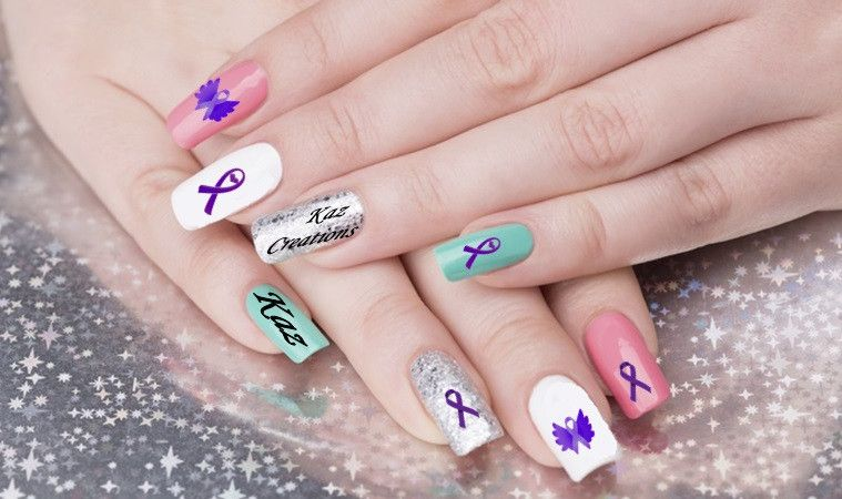 Funky Country Nail Art Gallery - Nail Paint Design Ideas ...