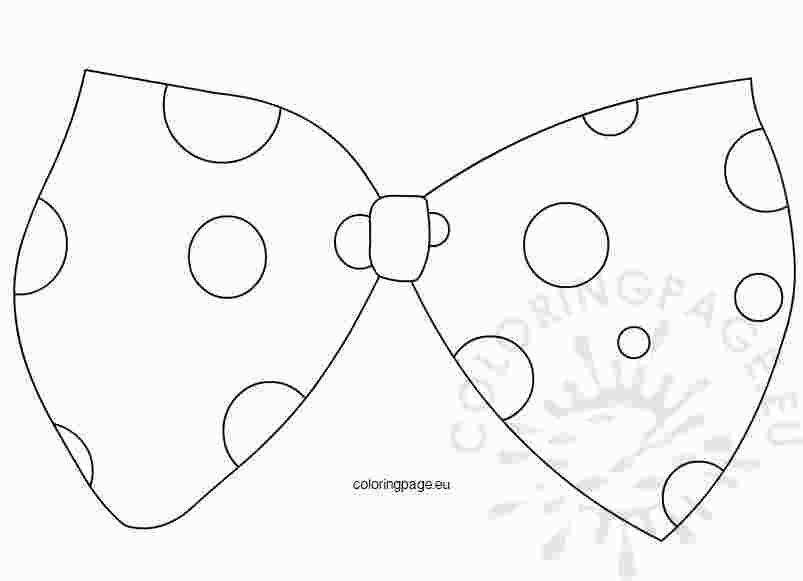 Clown Bow Tie Coloring Page Coloring Pages Clown Bow Tie Clown
