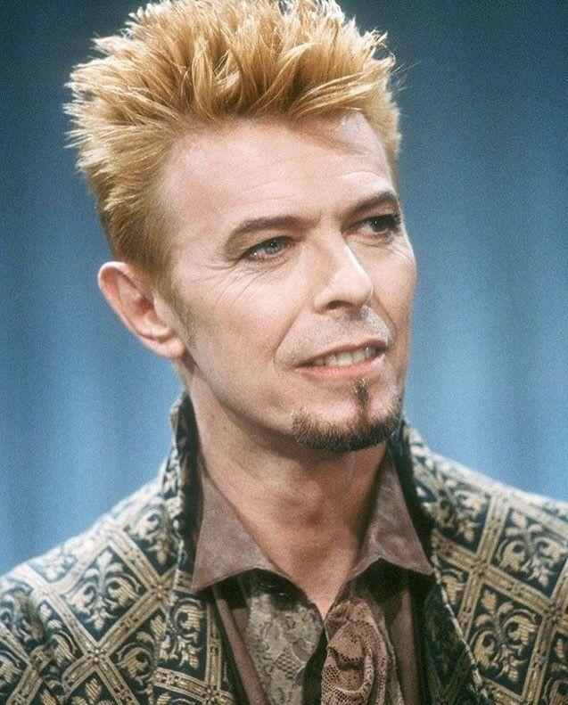 David Bowie 1997 : david, bowie, David, Bowie,, Bowie, Music,, Ronson