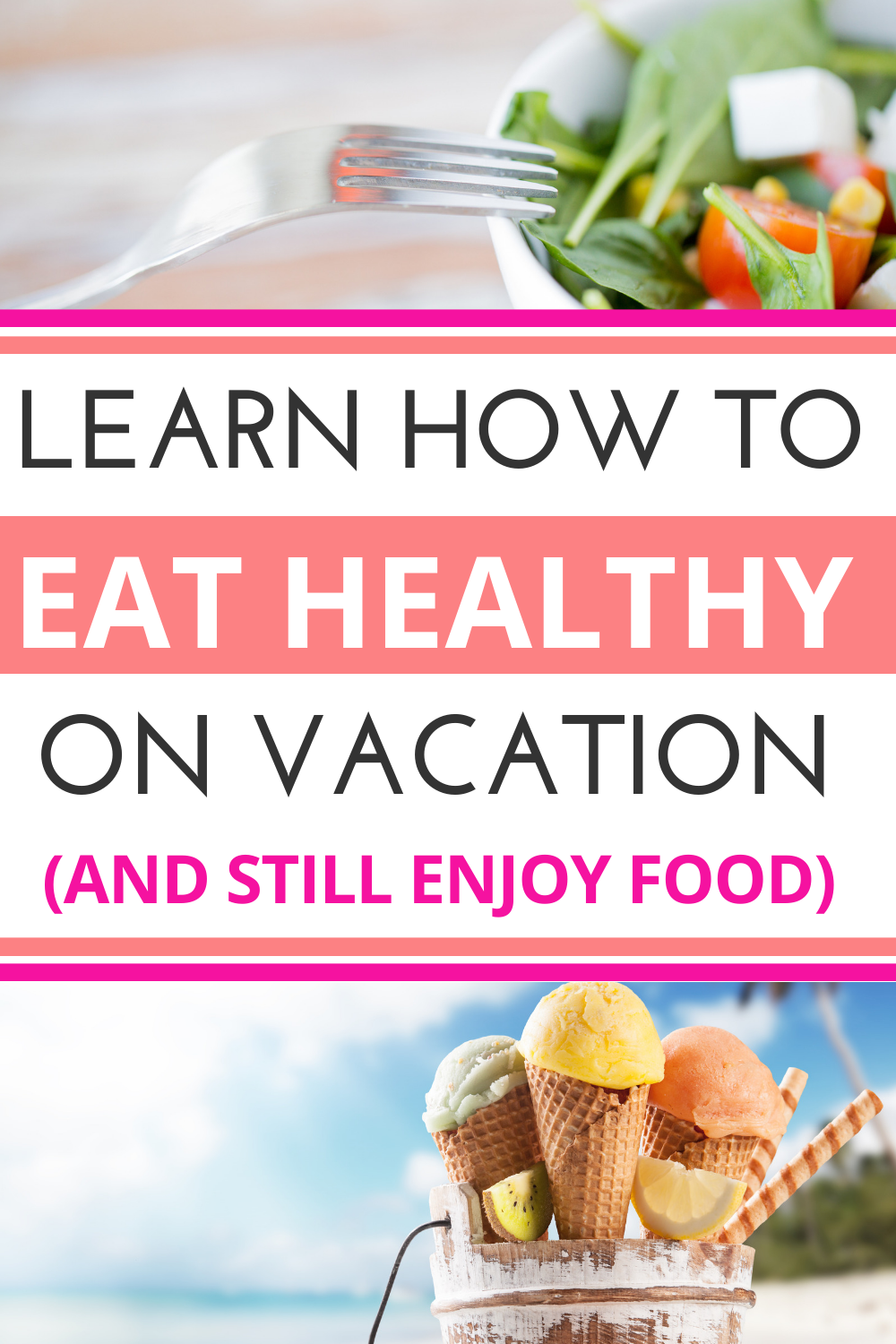 how to diet for vacation