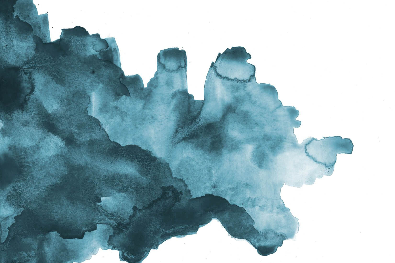 Teal Watercolor Wallpaper Muralswallpaper Watercolor Wallpaper