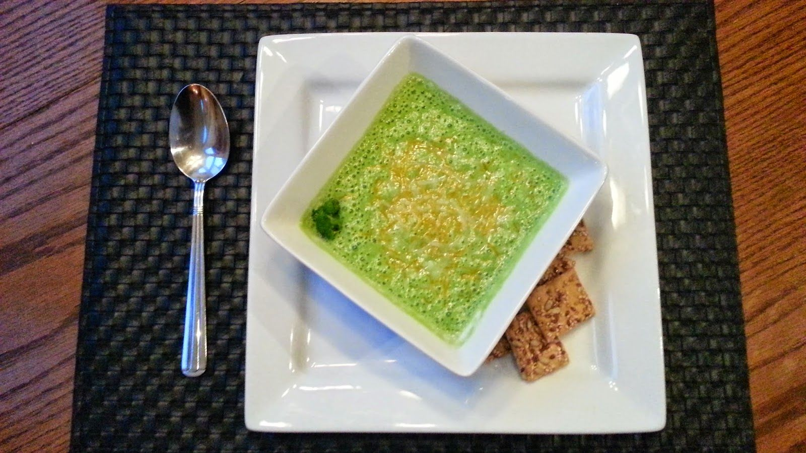 Jenn Gibbs Fitness: Easy Broccoli Cheese Soup Recipe - this one from my own blog and kitchen :)