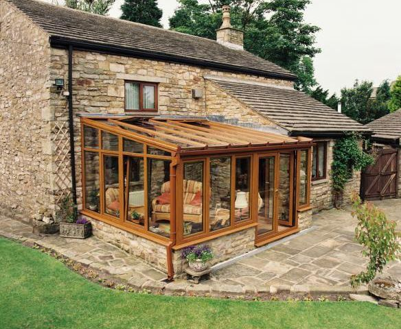 Image Result For Side Infill Glass Roof Section