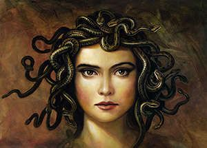 Medusa Is One Of The Most Famous Female Mythical Creatures