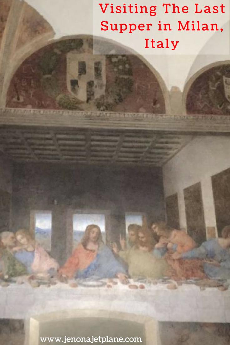 The Last Supper by Leonardo Da Vinci is a famous painting ...
